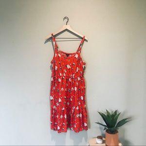 Floral Torrid Dress